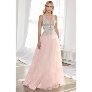 Dresses & Skirts - NWT Prom pageant dresses evening go…